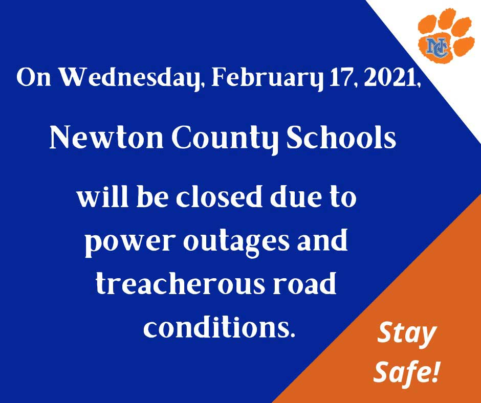 NCSD is closed tomorrow.